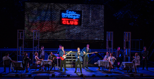 Photo Flash: Mark Ballas, Bobby Conte Thornton and More Star in JERSEY BOYS at the Muny