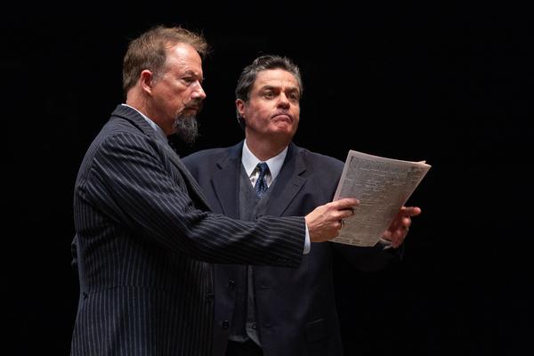 Paul Schoeffler and Stuart Marland