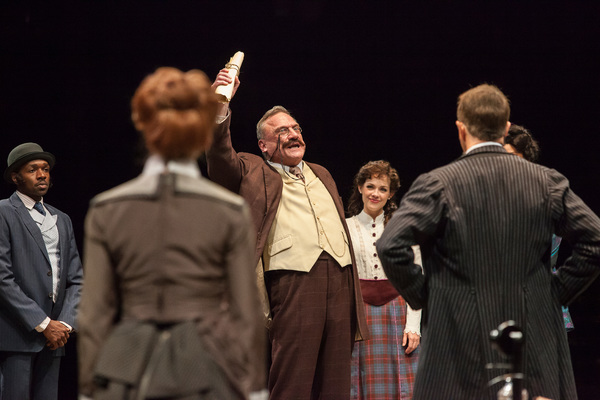 Photo Flash: First Look at NEWSIES at Broadway At Music Circus
