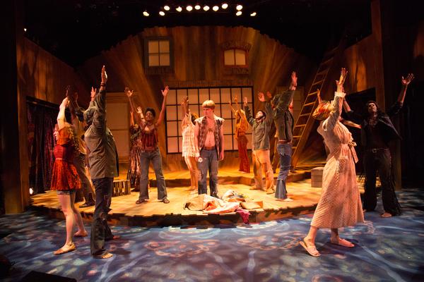 Photo Flash: Berkshire Theatre Group Presents HAIR