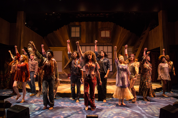 Photos: Berkshire Theatre Group Presents HAIR