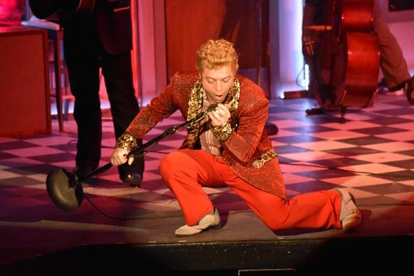Photo Flash: Cape Playhouse Presents MILLION DOLLAR QUARTET