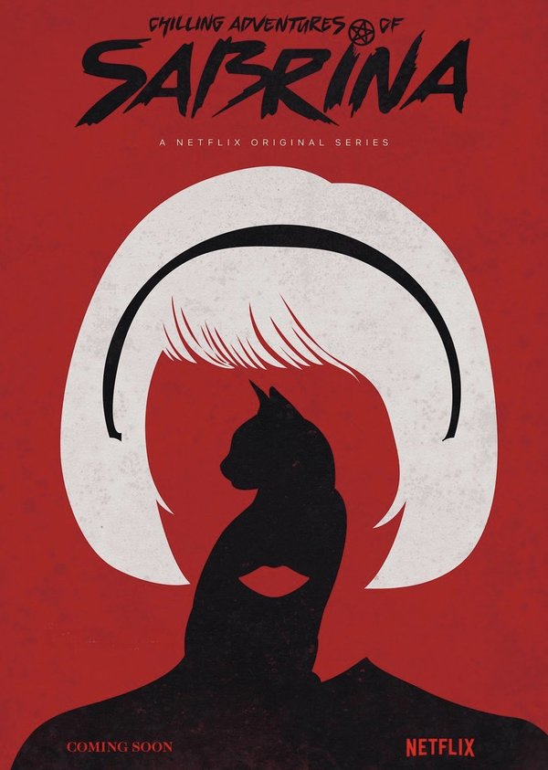 Photo Flash: Netflix Reveals Official Poster for CHILLING ADVENTURES OF SABRINA
