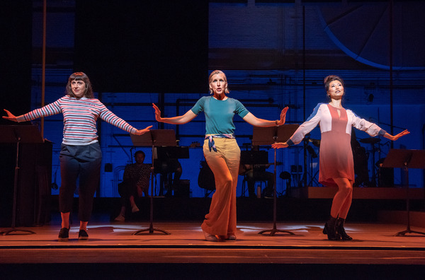 Photo Flash: First Look at Susan Blackwell, John Behlmann, Deborah S. Craig & More in GONE MISSING at Encores! Off-Center