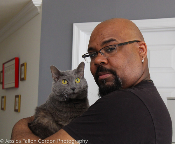 James Monroe Iglehart and Zoe