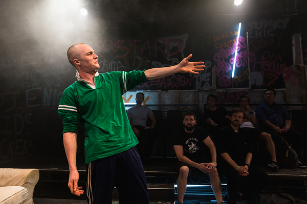 Photo Flash: First Look at the New Immersive Production of TRAINSPOTTING LIVE