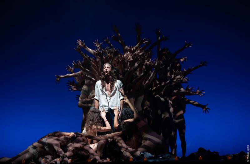 BWW Review: HAIR, lo spettacolo di fine anno di MTS al Teatro Nazionale di Milano.