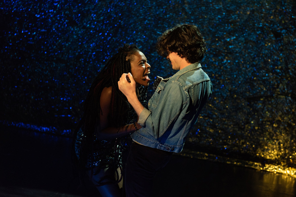 Photo Flash: First Look at THIS AIN'T NO DISCO Starring Krystina Alabado, Lulu Fall, Chilina Kennedy and More