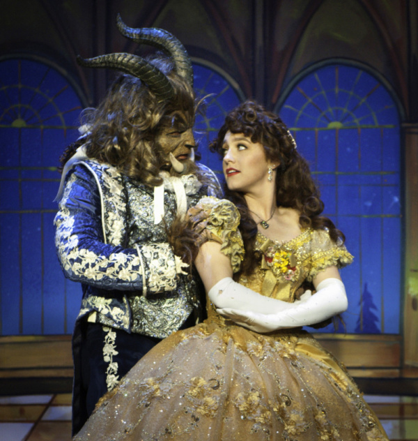 Photo Flash: Rivertown Theater's BEAUTY & THE BEAST Opens July 12