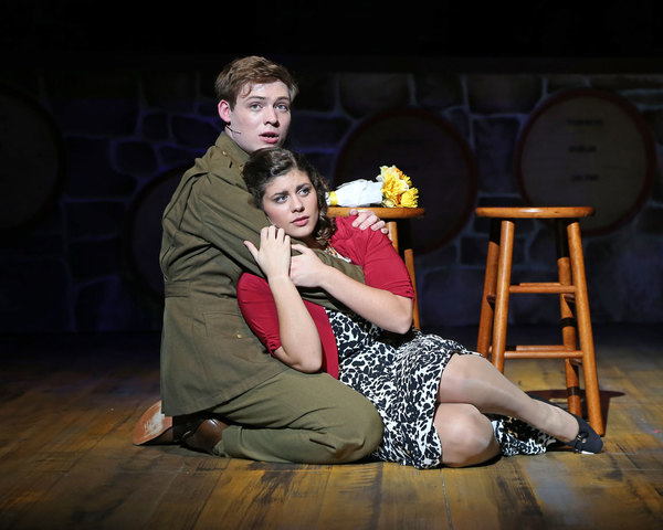 Photo Flash: NYMF Presents New Jazz Musical AN AMERICAN HERO