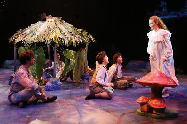 Photo Flash: North Shore Music Theatre Presents PETER PAN