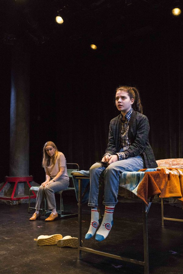Photo Flash: THE OPERA IS ALWAYS ON THE TABLE Comes to the New Ohio Theatre