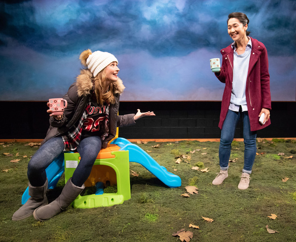 Photo Flash: First Look at CRY IT OUT at Echo Theater Company
