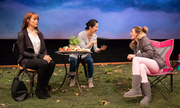 Emily Swallow, Jackie Chung, Megan Ketch