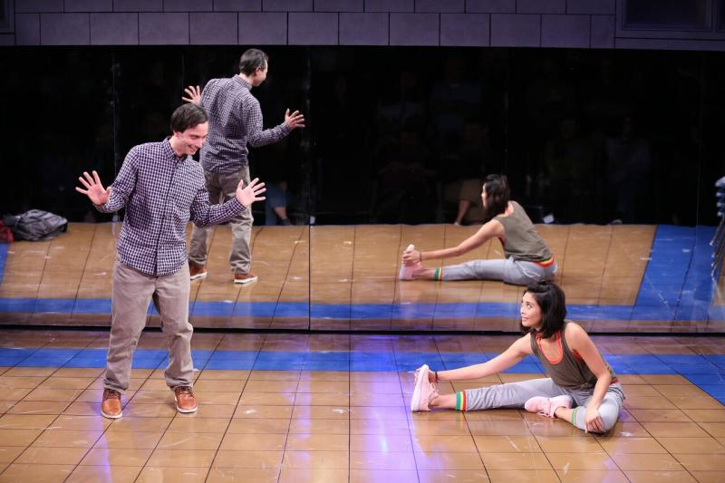BWW Review: High School Machiavellian With Cerebral Palsy Claws His Way To Power in Michael Lew's Shakespeare Riff TEENAGE DICK