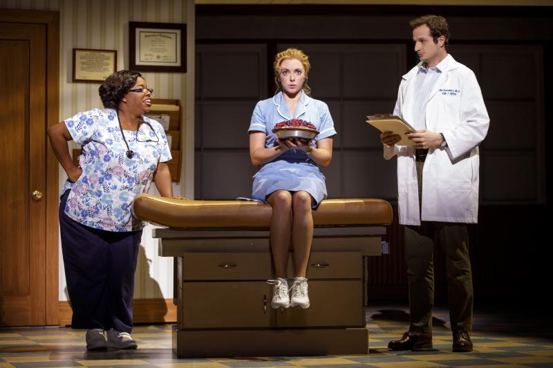 BWW Interview: Bryan Fenkart Talks WAITRESS On Tour