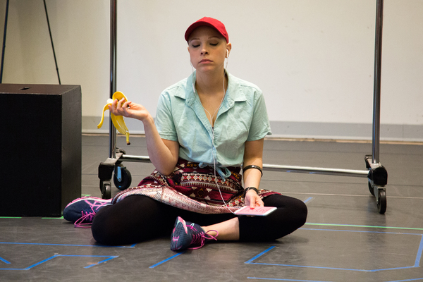 Photo Coverage: In Rehearsal with Fan Favorite BE MORE CHILL