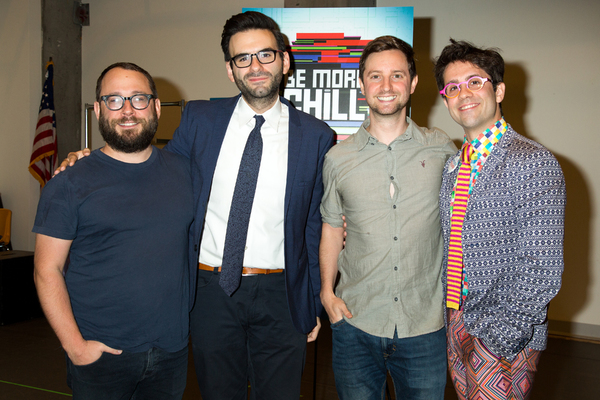 Stephen Brackett, Joe Iconis, Joe Tracz, Chase Brock