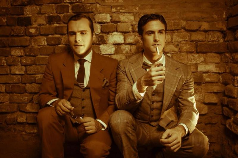 BWW Review: Called 'The Crime Of The Century' Musical PACTO - A HISTORIA DE LEOPOLD & LOEB (Thrill Me - The Leopold and Loeb Story) Opens In Brazil