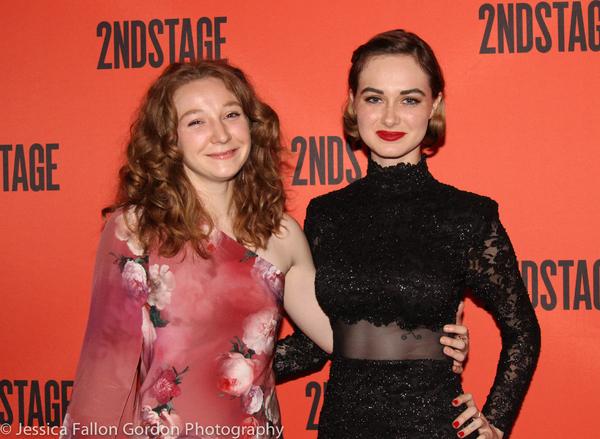 Kayli Carter and Audrey Corsa