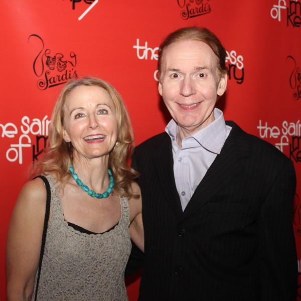 Ginger Grace and Timothy Doyle