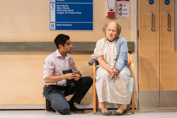 Photo Flash: First Look at Alan Bennett's ALLELUJAH! at the Bridge Theatre
