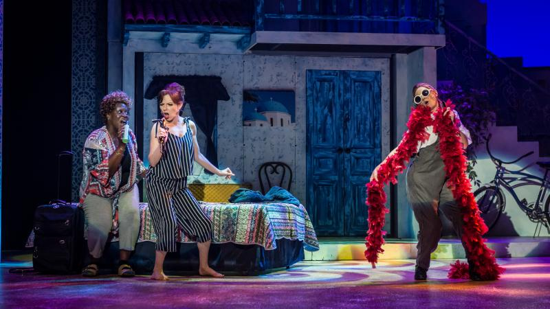 BWW Review: MAMMA MIA Gets You Feeling Like a Dancing Queen at Red Mountain Theatre Company