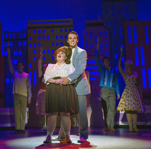 Photo Flash: First Look at HAIRSPRAY at The Argyle Theatre