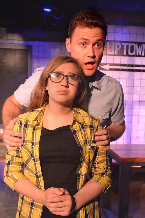 Photo Flash: ARRIVAL AND DEPARTURE Comes to Fountain Theatre