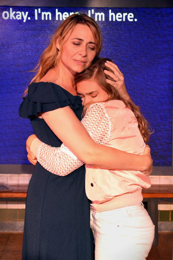 Deanne Bray and Aurelia Myers  Photo