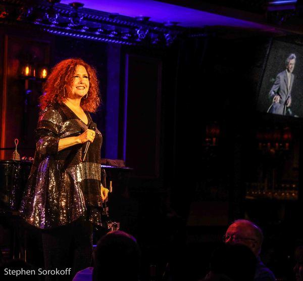 Photo Coverage: Melissa Manchester Plays Feinstein's/54 Below