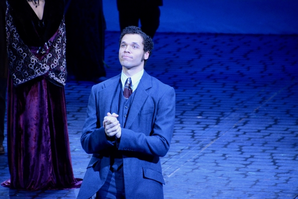 Photo Coverage: The Cast of MY FAIR LADY Celebrates its 100th Performance