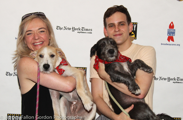 Rachel Bay Jones and Taylor Trensch