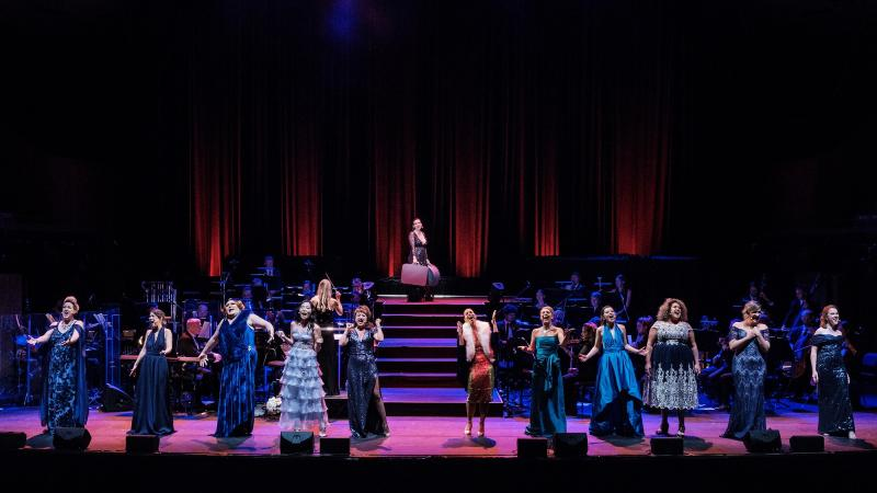 BWW REVIEW: The Sydney Symphony Orchestra's Stage Concert of FUNNY GIRL Breaks The Mold Of Traditional Musical Theatre In Many Brilliant Ways