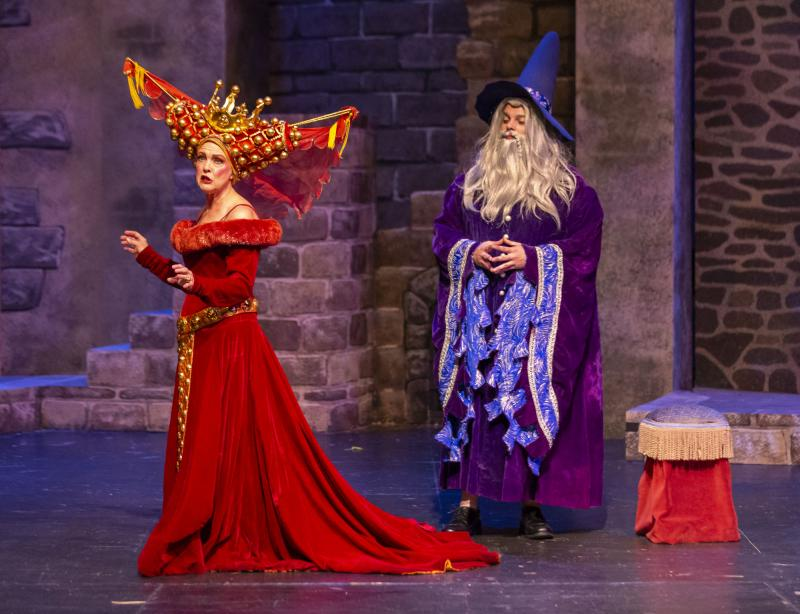 BWW Review:  ONCE UPON A MATTRESS Delivers a Comical Fairy Tale at Theatre Tuscaloosa