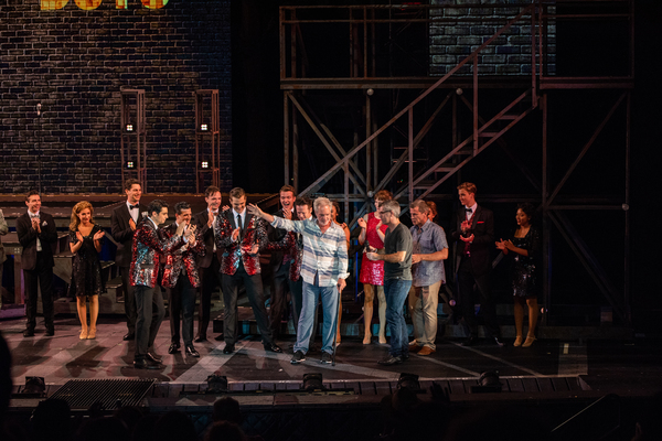 Photos and Video: Oh What A Night! Bob Gaudio Visits The Muny's JERSEY BOYS