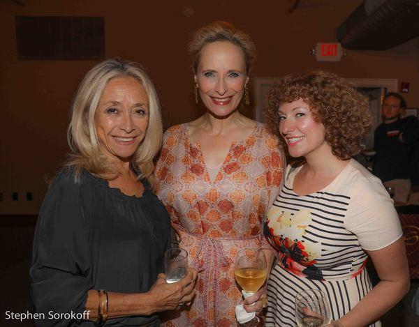 Eda Sorokoff, Laila Robins, Rebecca Weiss