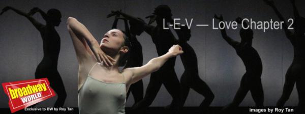 Photo Flash: L-E-V - Love Chapter 2 At Sadler's Wells