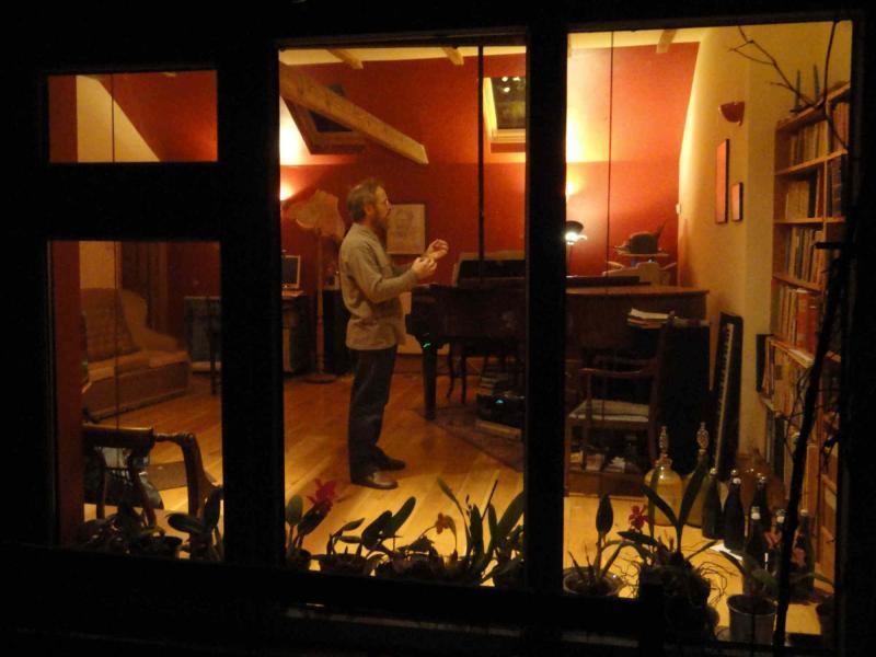 BWW Interview: Composer Seabourne Not Afraid to Speak his Mind