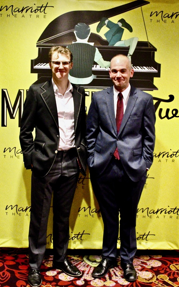 Photos: Marriott Theatre Celebrates Opening Night of MURDER FOR TWO