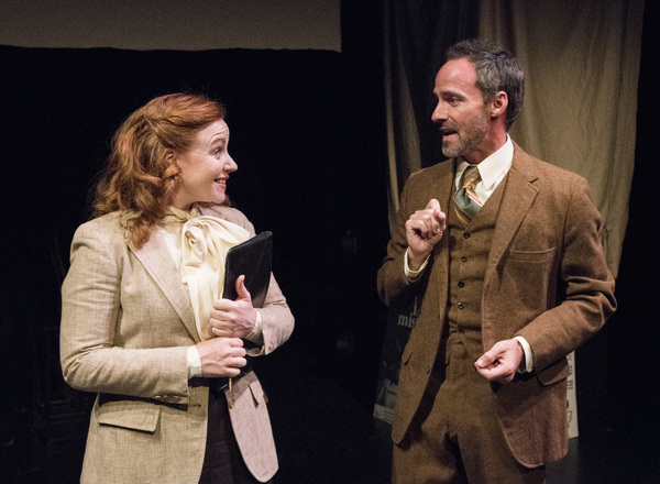 Tara Giordano and Christopher Marshall Photo