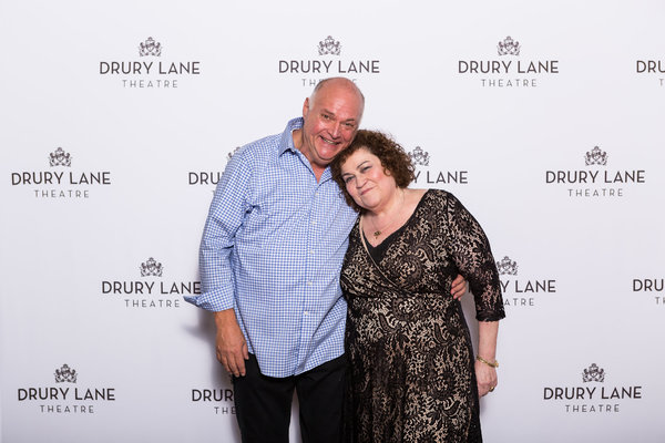 Matt DeCaro and Cindy Gold