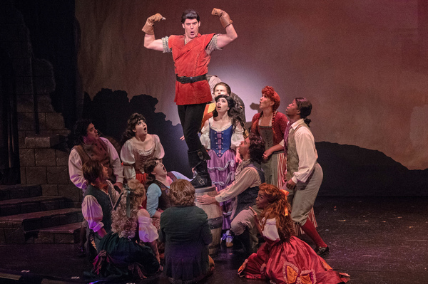 Photo Flash: BEAUTY AND THE BEAST Comes to ZACH Theatre