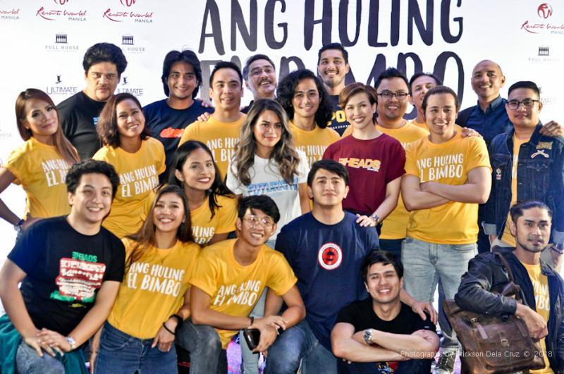 Resorts World Manila's ANG HULING EL BIMBO Premieres Today