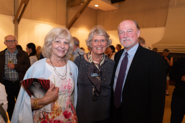 Judy Heyboer, Joyce-Reynolds-Sinclair, Robert Kelley Photo