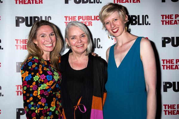 Rinne Groff, Susan Hilferty, Marissa Wolf Photo
