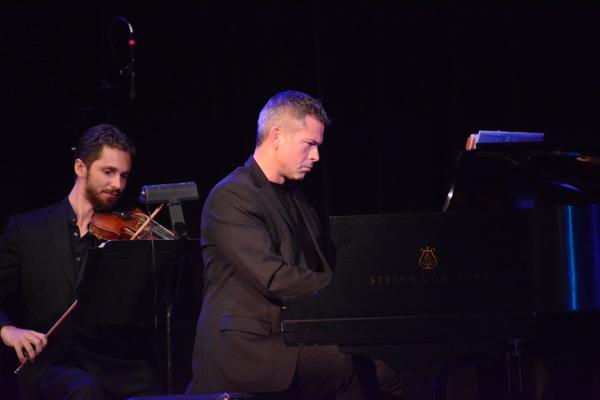 Jonathan Russell and Jon Fischer (Musical Director)
