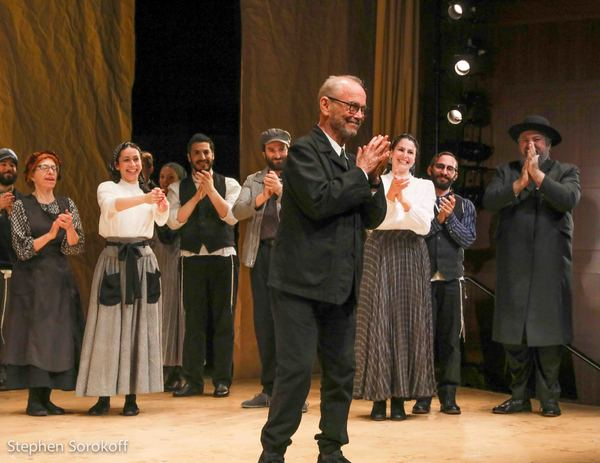 Photo Coverage: Inside Opening Night of FIDDLER ON THE ROOF in Yiddish