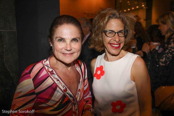 Tovah Feldshuh & Jackie Hoffman Photo