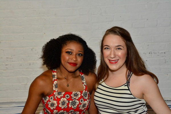 Photo Coverage: Backstage With Broadway's Rising Stars Class of 2018